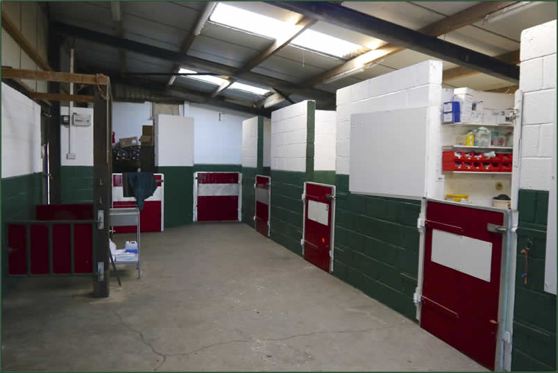 Stables and equine centre Moorhouse Doncaster