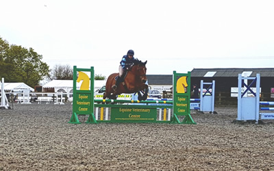 Area 16 Riding Clubs Show Cross