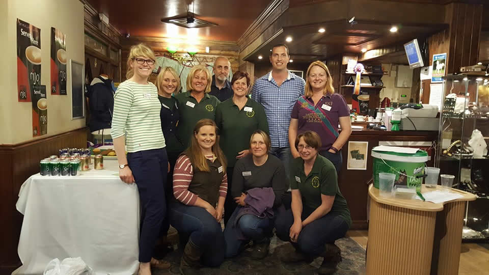 Free client evening talk on 26th May 2016 Equine team