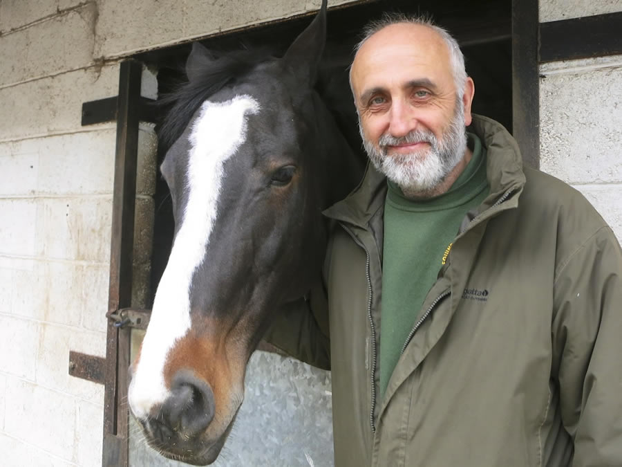 Richard Coppack Equine dermatologist