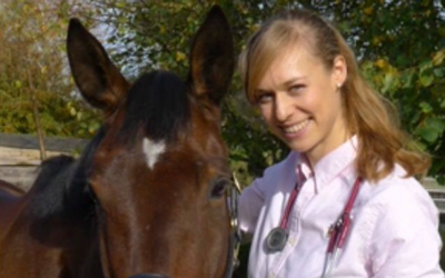 Warm welcome to our new vet Silvia