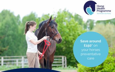 Join our Horse Health Programme